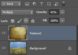How To Blend Textures With Photos In Photoshop 5