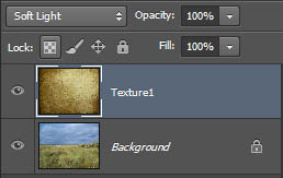 How To Blend Textures With Photos In Photoshop 6
