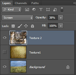 How To Blend Textures With Photos In Photoshop 9b