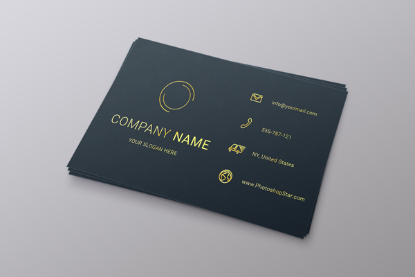 How to Make a Business Card in Photoshop 29