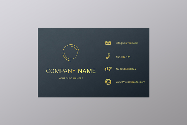 How to make a business card in photoshop photoshop star how to make a business card in photoshop 16 colourmoves Images