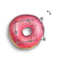 Draw Semi Realistic Donuts using Adobe Photoshop