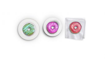 How To Draw Semi Realistic Donuts using Adobe Photoshop