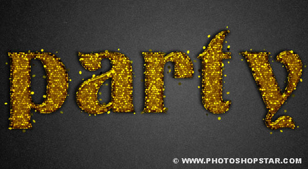 17 Best Text Effect Tutorials with Photoshop