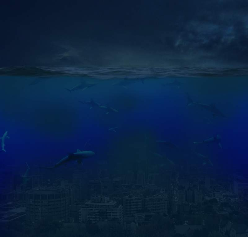 How to Create an Underwater City Scene in Adobe Photoshop 11