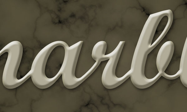 Create a Marble Text Effect in Adobe Photoshop 7