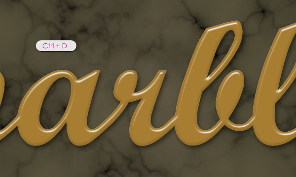 Create a Marble Text Effect in Adobe Photoshop 13