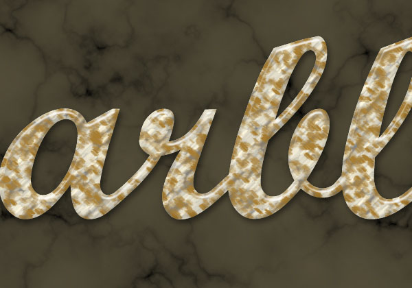 Create a Marble Text Effect in Adobe Photoshop 17