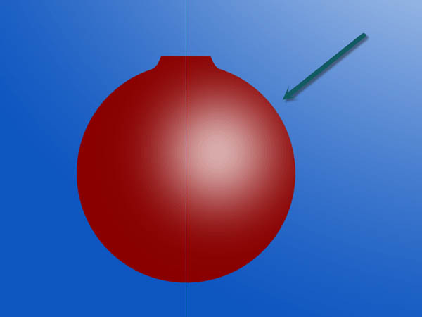How To Create a Christmas Ornament Ball 11
