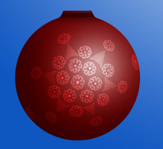 How To Create a Christmas Ornament Ball 21