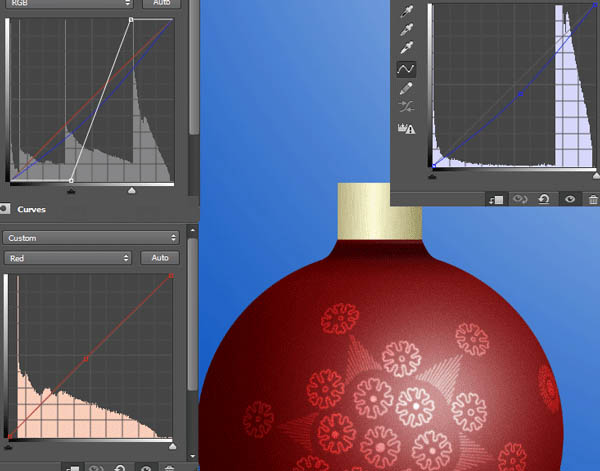 How To Create a Christmas Ornament Ball 25