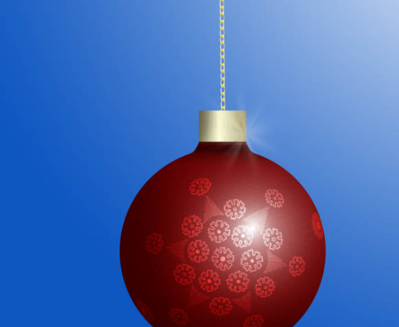 How To Create a Christmas Ornament Ball 31