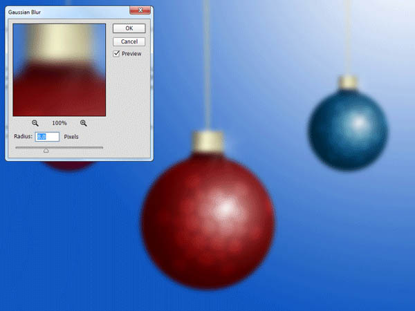 How To Create a Christmas Ornament Ball 35