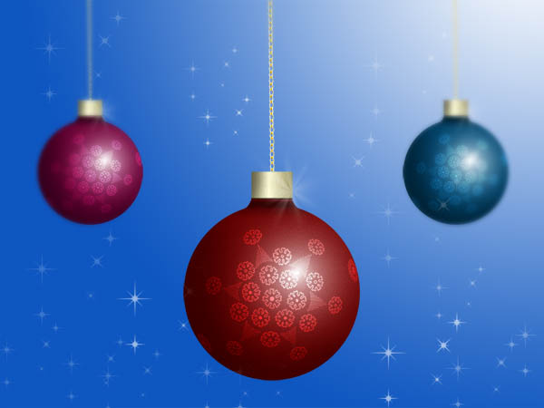 How To Create a Christmas Ornament Ball