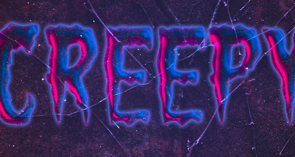 Create a Creepy Halloween Text Effect 19