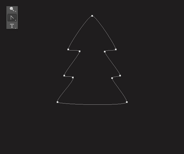 How to Create a Christmas Tree in Adobe Photoshop 4