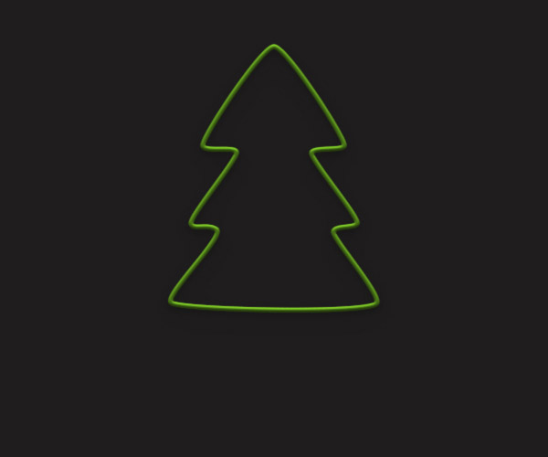 How to Create a Christmas Tree in Adobe Photoshop 15
