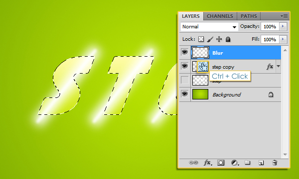 Create a Cool Unusual Text Effect in Adobe Photoshop 16