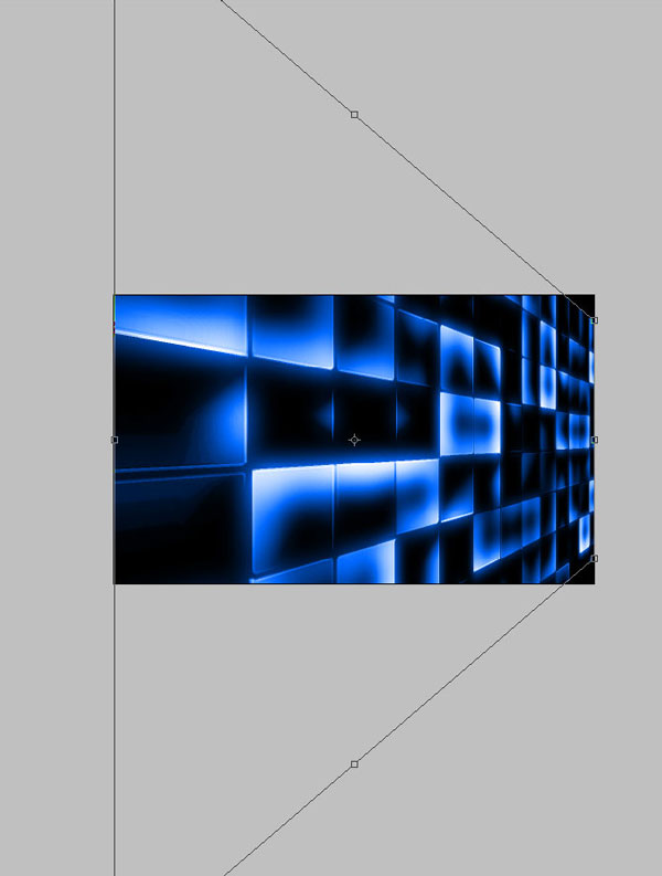 How to Create Mosaic Effect on the Wall in Photoshop 22