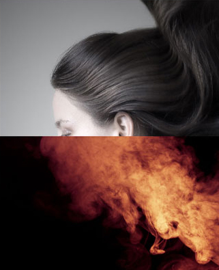 Create a Smoke Shaped Image in Adobe Photoshop 1