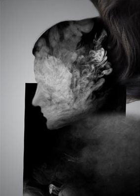 Create a Smoke Shaped Image in Adobe Photoshop 17