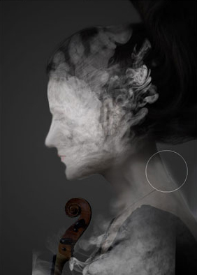 Create a Smoke Shaped Image in Adobe Photoshop 19