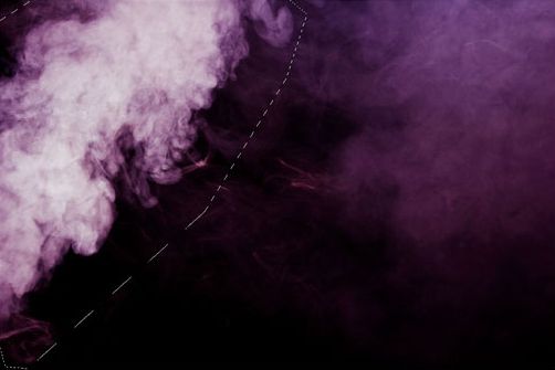 Create a Smoke Shaped Image in Adobe Photoshop 20