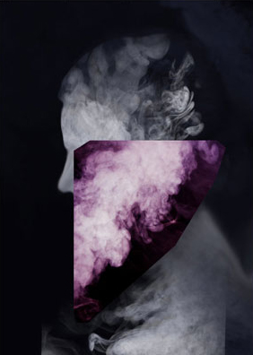 Create a Smoke Shaped Image in Adobe Photoshop 21