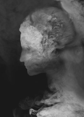Create a Smoke Shaped Image in Adobe Photoshop 25