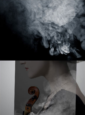 Create a Smoke Shaped Image in Adobe Photoshop 5