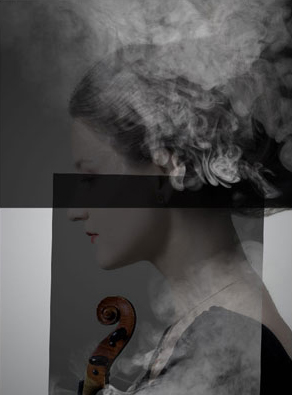 Create a Smoke Shaped Image in Adobe Photoshop 6