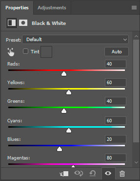 How to Convert Photos to Black and White in Photoshop 1