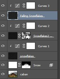 Learn How to Add Snow to a Photo in Photoshop 21