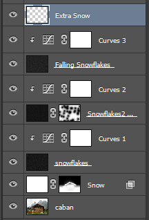 Learn How to Add Snow to a Photo in Photoshop 23