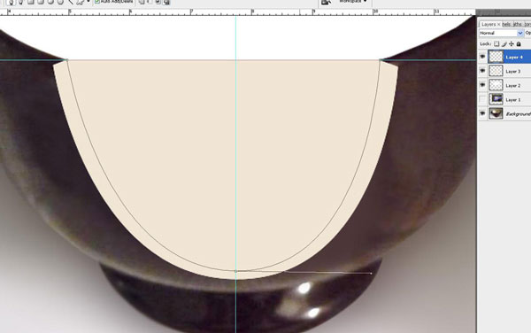 Create a Water Lily in a Cup Effect in Photoshop 16