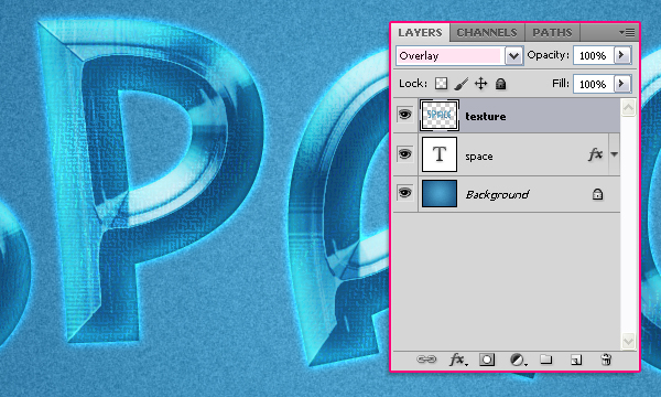 How to Create a Space Style Text Effect in Photoshop 16