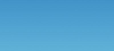 Blue Sky Gradient Background